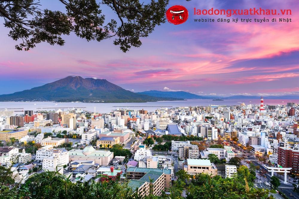 8 điều bất ngờ về vùng đất núi lửa Kagoshima Nhật Bản