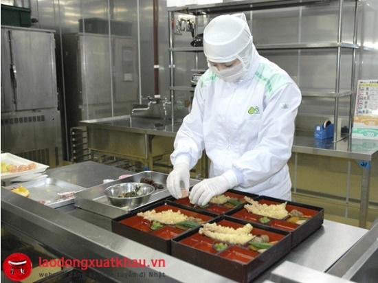 Đơn hàng cơm hộp tỉnh Osaka siêu hot dành cho 15 nam nhanh tay đăng ký
