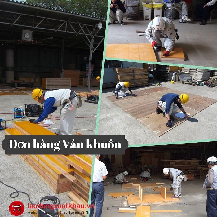 Tuyển gấp 25 lao động Nam tham gia đơn hàng ván khuôn XKLĐ tại Hyogo, Nhật Bản