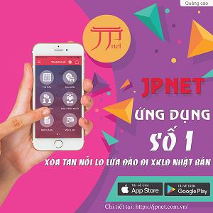 App XKLĐ JPNET