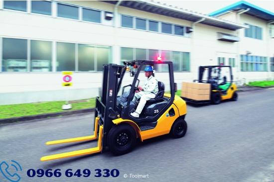 Tuyển gấp 12 Nam lái xe nâng tại tỉnh Kochi Nhật Bản