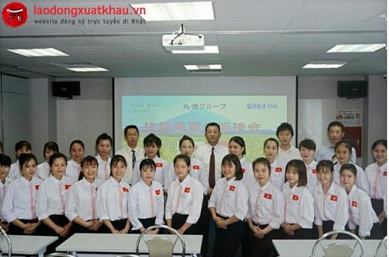 Danh sách trung tâm đào tạo tiếng và nâng cao tay nghề của công ty MD Việt Nam