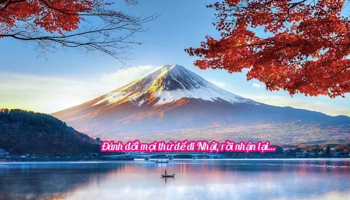 Đánh đổi mọi thứ để đi Nhật, rồi nhận lại…
