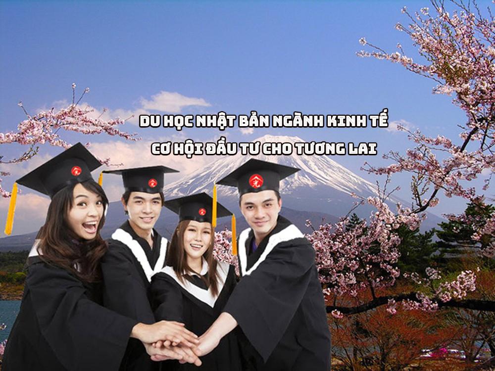 Du học Nhật Bản ngành Kinh tế - cơ hội đầu tư cho tương lai