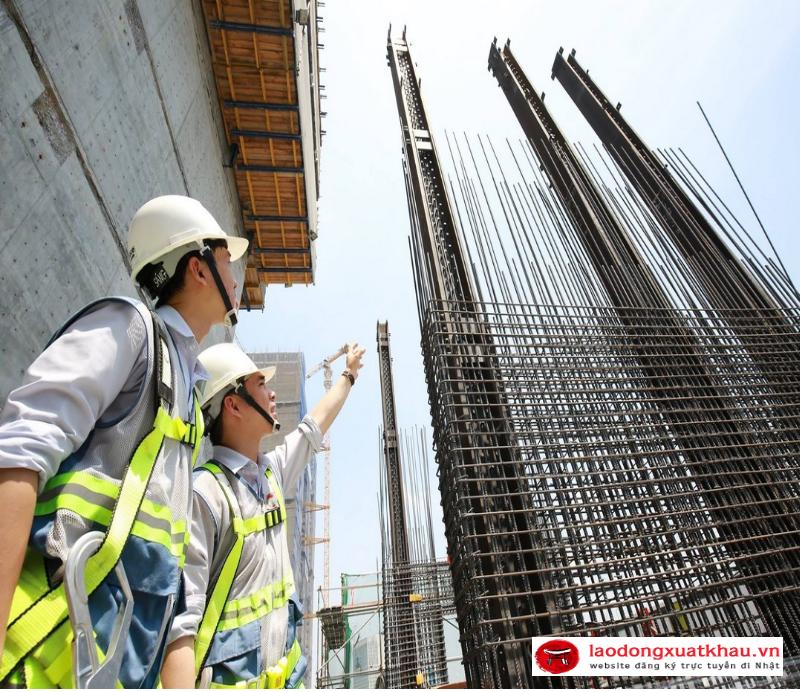Tuyển 25 Kỹ sư kết cấu Thép làm việc tại Aichi Nhật Bản