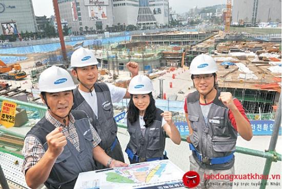 Kỹ sư xây dựng cầu đường làm việc tại Nhật lương cứng 230.000 Yên