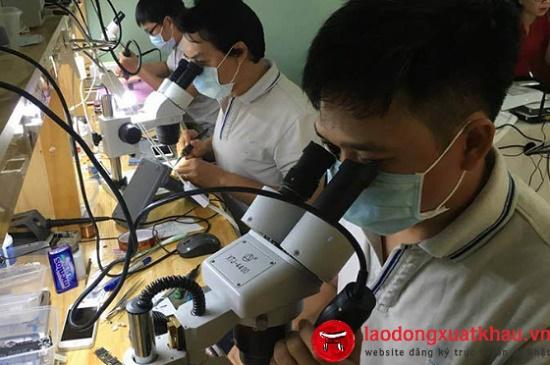 Tuyển 12 Kỹ sư sửa chữa bo mạch làm việc tại Gifu Nhật Bản