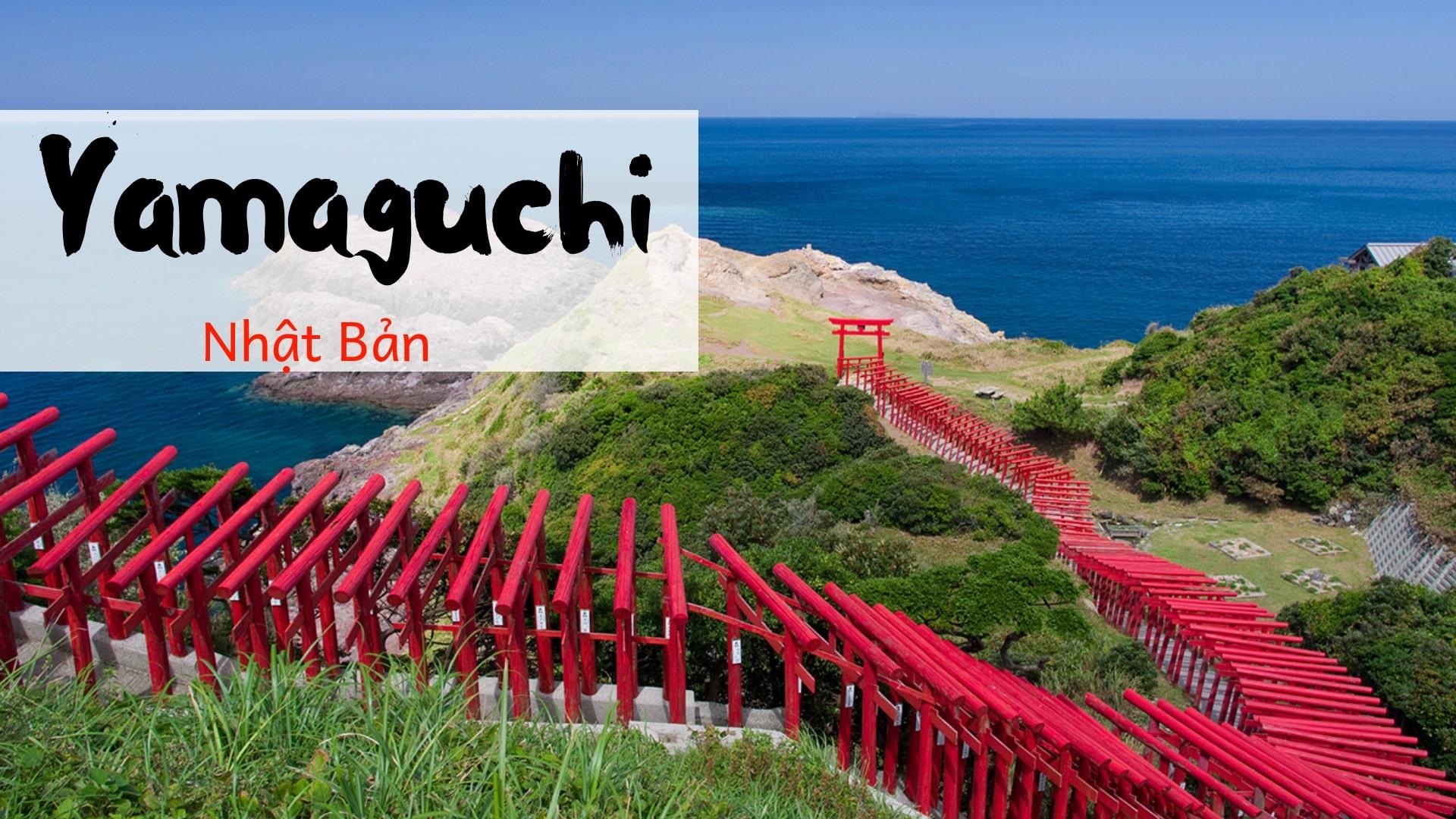 Yamaguchi – Điểm du lịch vô cùng hấp dẫn tại Nhật bản