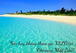 Nên hay không tham gia xuất khẩu lao động tại tỉnh Okinawa Nhật Bản?