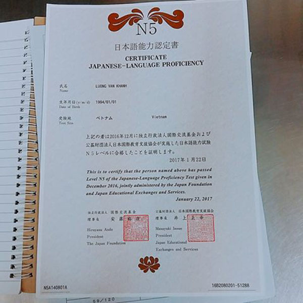 Chi tiết từ A-Z hồ sơ đăng kí đơn hàng quay lại lần 2 Nhật Bản mới nhất