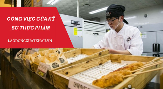 Đơn hàng kỹ sư công nghệ thực phẩm tháng: thu nhập 45 triệu/ tháng