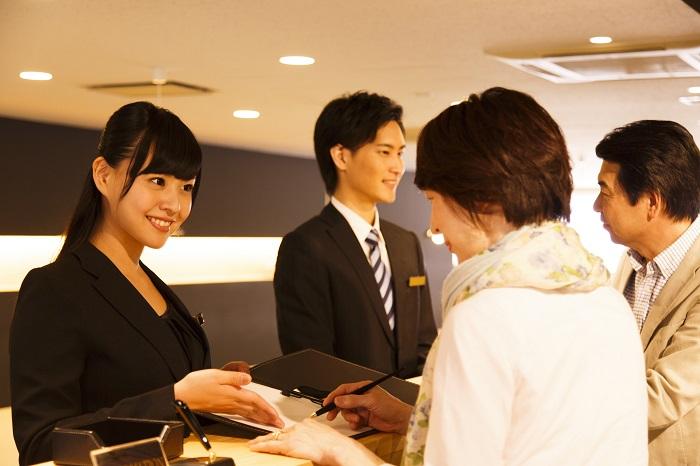 Đơn hàng visa đặc định ngành khách sạn